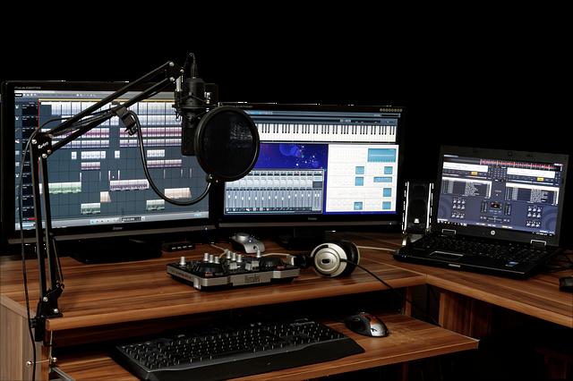 Best Home Recording Studio Setup Ideas